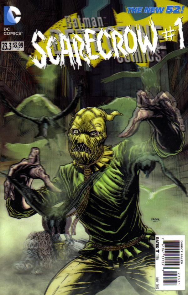 Scarecrow new 52
